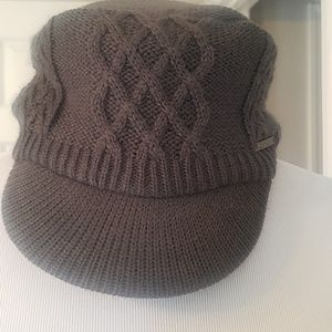 SOLD-Calvin Klein sweater cap